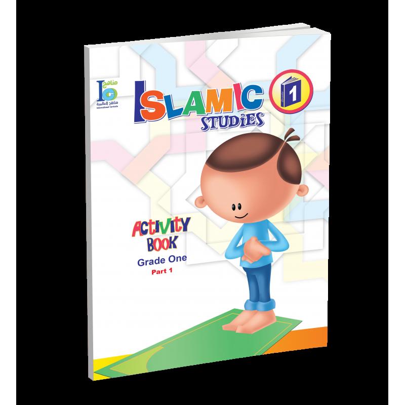 G1 Islamic Activity Book P1